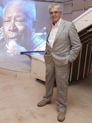 Claude Nobs, fundador do Festival de Jazz de Montreux, está em coma