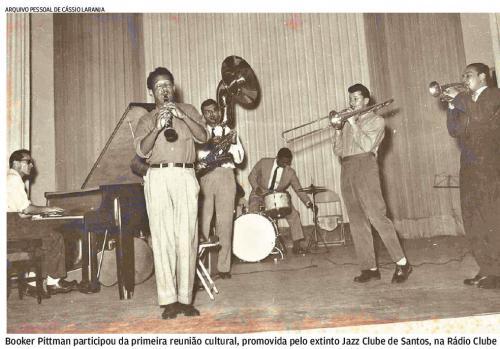 História do Jazz em Santos - Jornal A Tribuna