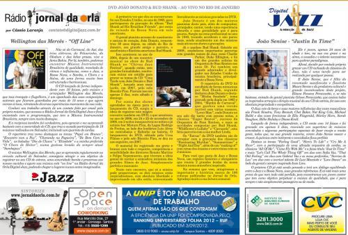 DVD JOÃO DONATO & BUD SHANK – AO VIVO NO RIO DE JANEIRO