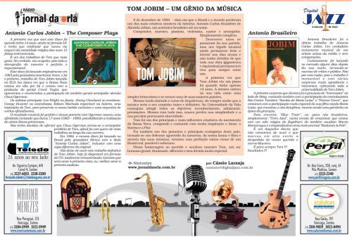 Tom Jobim - Um gênio da música