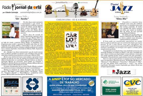 CARLOS LYRA – EU & A BOSSA