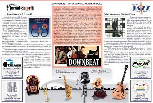 DOWNBEAT – 76 th ANNUAL READERS POLL