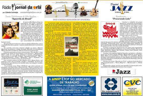 DVD UNITED KINGDOM OF IPANEMA