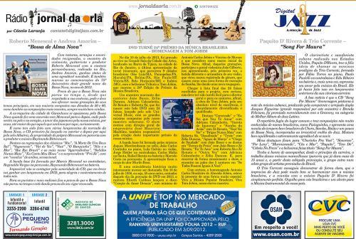 DVD TURNÊ 24º PRÊMIO DA MÚSICA BRASILEIRA – HOMENAGEM A TOM JOBIM