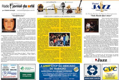CIRCUITO CARIOCA DE BOSSA NOVA