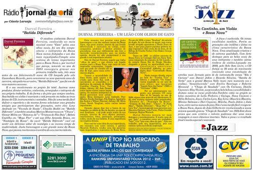 DURVAL FERREIRA – UM LEÃO COM OLHOS DE GATO