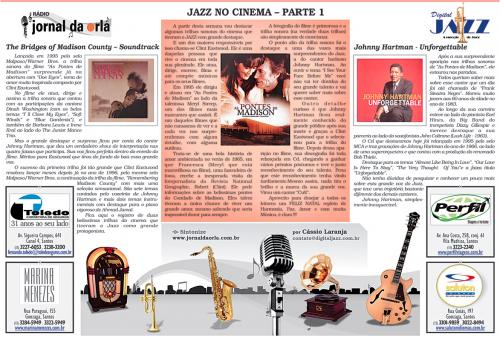 Jazz no cinema - Parte 1