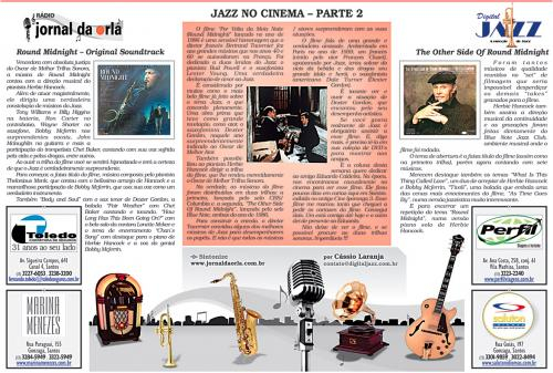 Jazz no cinema - Parte 2