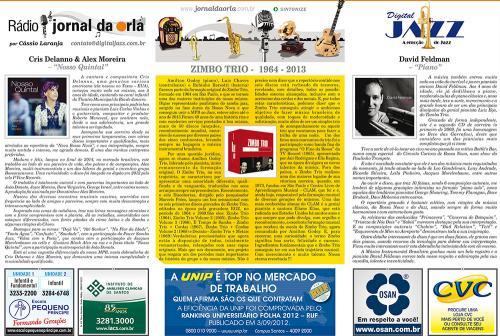 ZIMBO TRIO   1964  2013