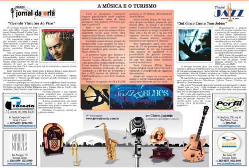 A música e o turismo