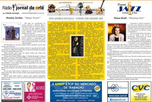 DVD ANDREA BOCELLI – UNDER THE DESERT SKY