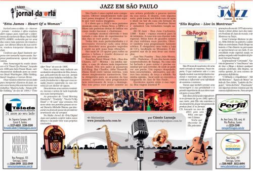 Jazz em São Paulo