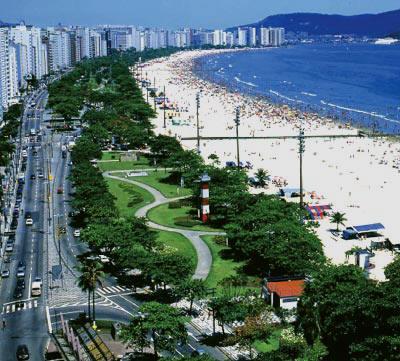 Vídeo comemorativo dos 466 anos de Santos