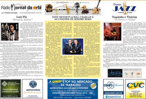 TONY BENNETT & BILL CHARLAP E AS CANÇÕES DE JEROME KERN