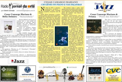 CESAR CAMARGO MARIANO - UM GÊNIO NO PIANO E NAS PALAVRAS