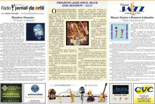 PROJETO JAZZ SOUL BLUE JAM SESSION – 24/11
