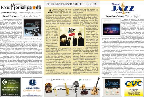 THE BEATLES TOGETHER – 01/12