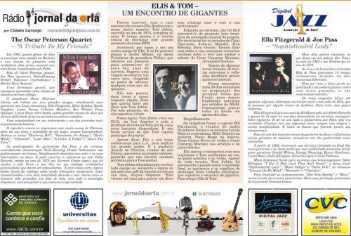 ELIS & TOM – UM ENCONTRO DE GIGANTES