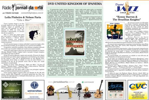 DVD UNITED KINGDOM OF IPANEMA