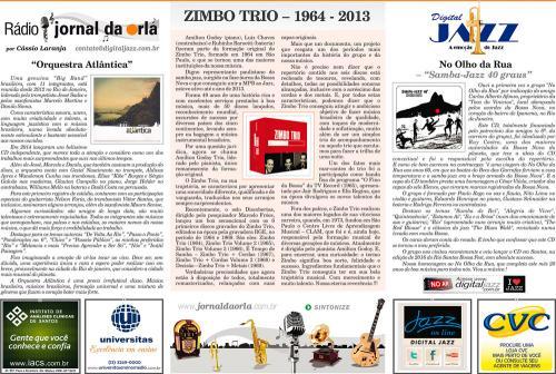 ZIMBO TRIO – 1964 – 2013