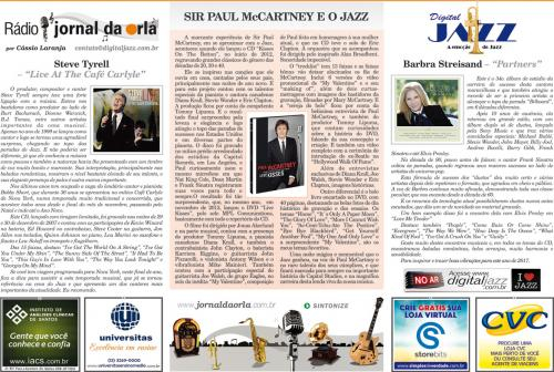 SIR PAUL McCARTNEY E O JAZZ