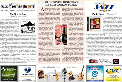 AS INCRÍVEIS HISTÓRIAS DE LUIZ CARLOS MIELE