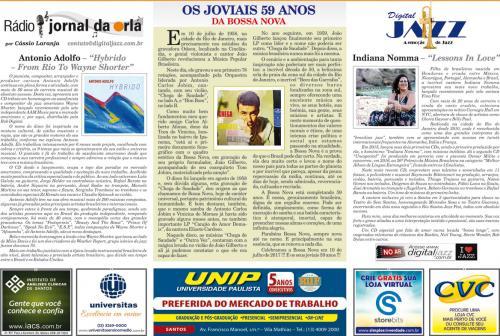OS JOVIAIS 59 ANOS DA BOSSA NOVA