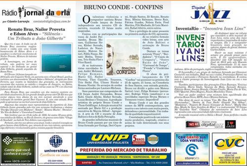 BRUNO CONDE - CONFINS