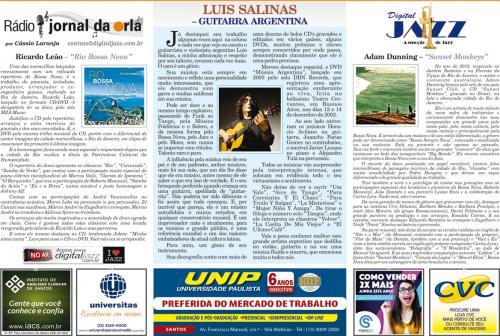 LUIS SALINAS – GUITARRA ARGENTINA