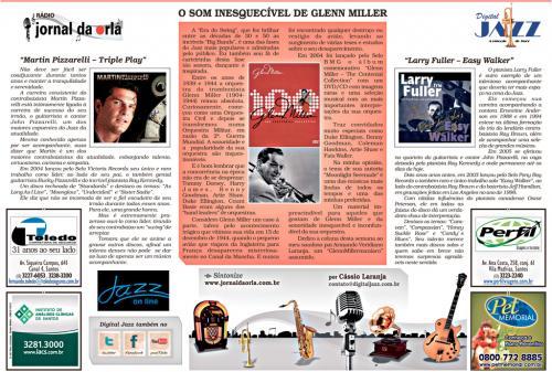 O som inesquecível de Glenn Miller