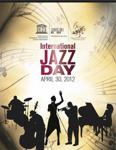 Dia Internacional do Jazz - 30 de Abril