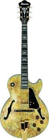 Ibanez GB30th: modelo clássico de guitarra ganha edição especial