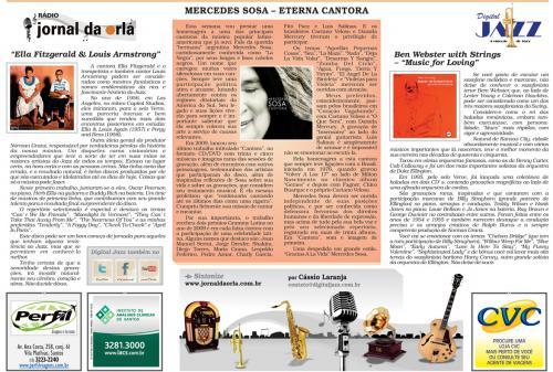 Mercedes Sosa – Eterna Cantora